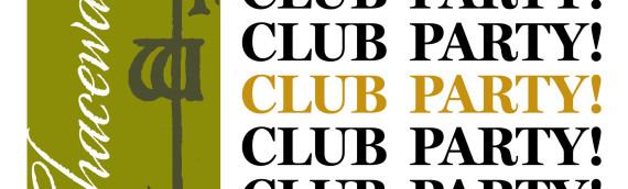 Annual Club Member Appreciation Party