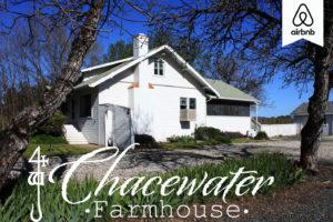 Chacewater airbnb Farmhouse